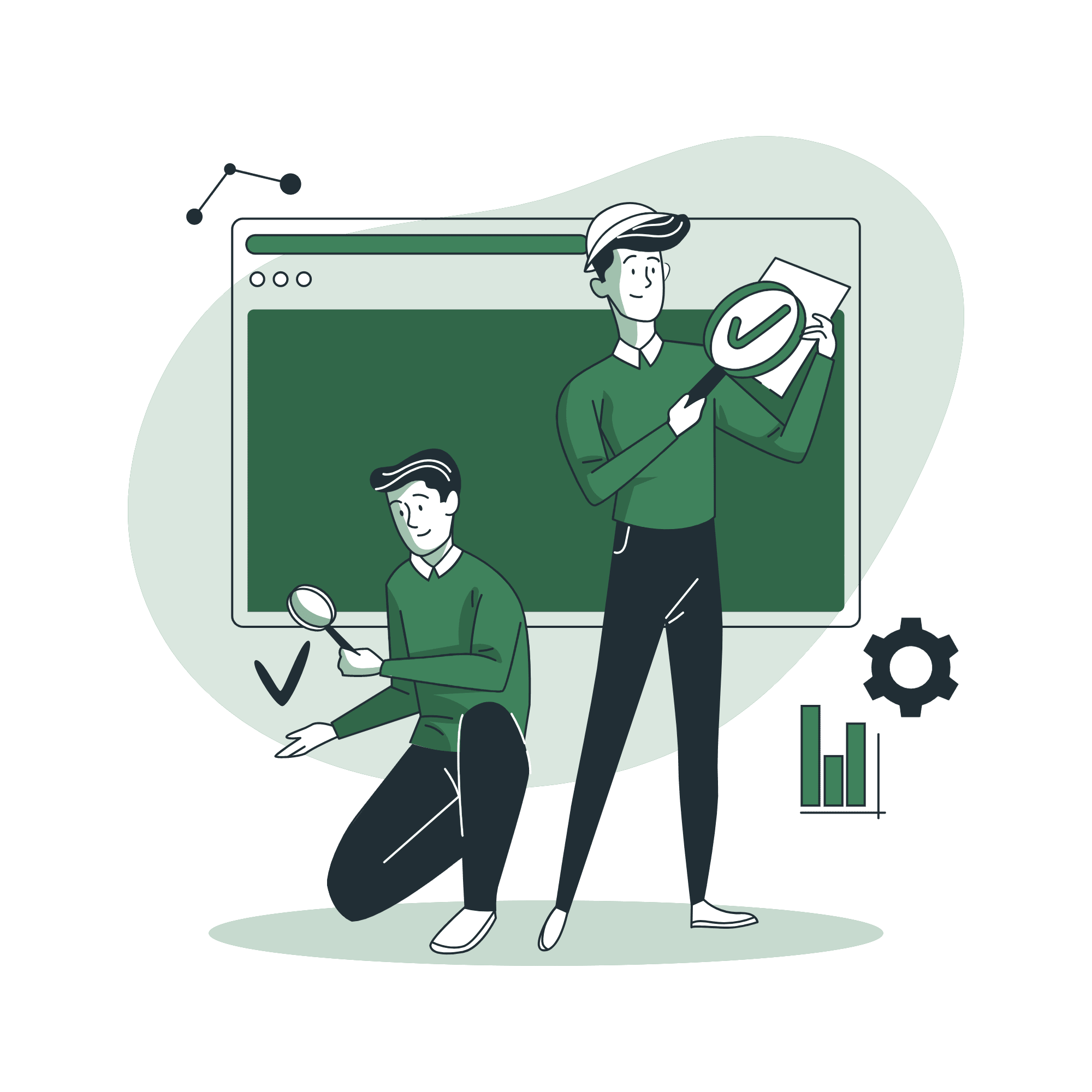 Illustration by Freepik Storyset