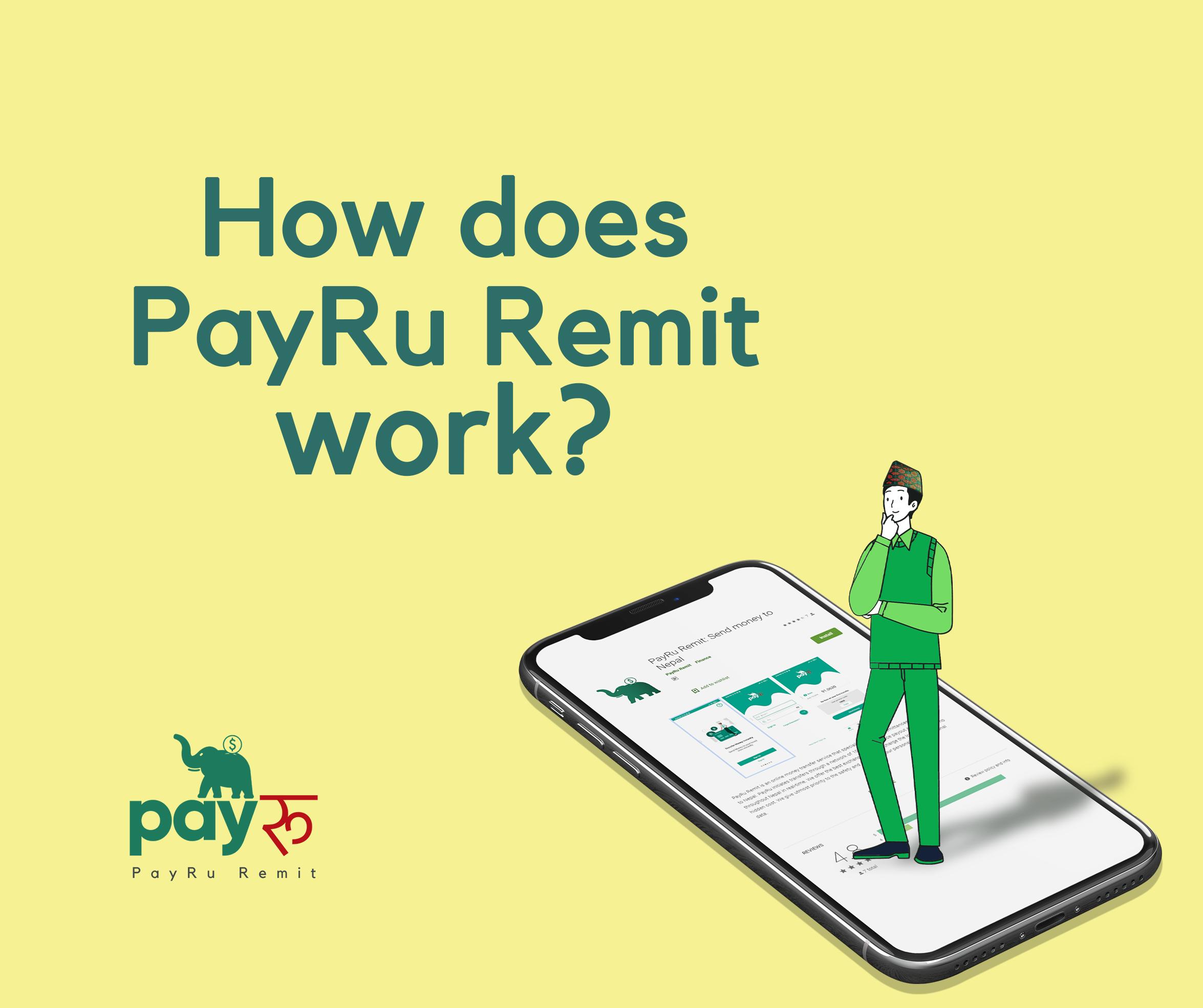 How payru works